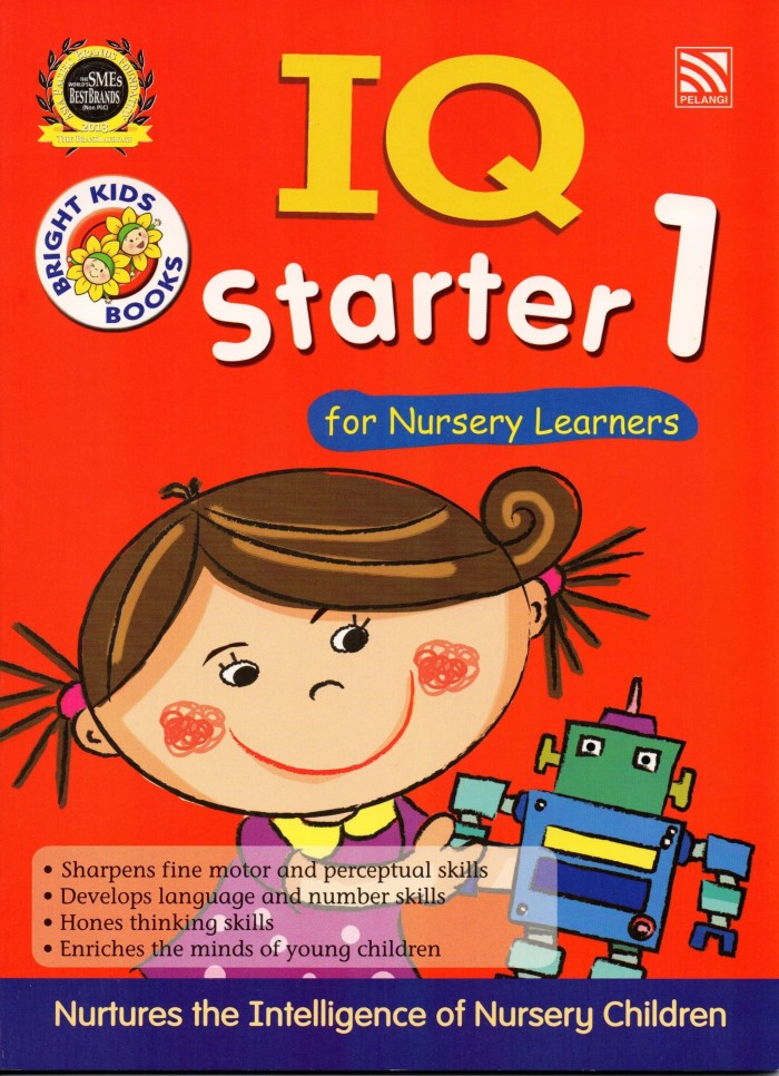 harga Bright kids - iq starter 1 Tokopedia.com