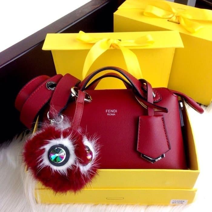 Jual Tas Fendi Roma Shoulder Bag Fashion Wanita Perempuan Limited ... 88ba131014