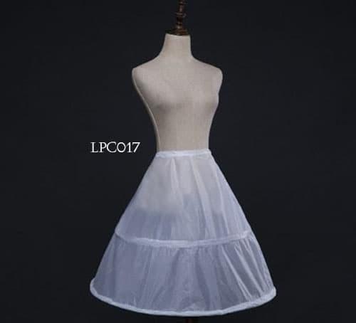 harga Rok pengembang gaun pesta l aksesoris petticoat wedding 2 ring lpc017 Tokopedia.com