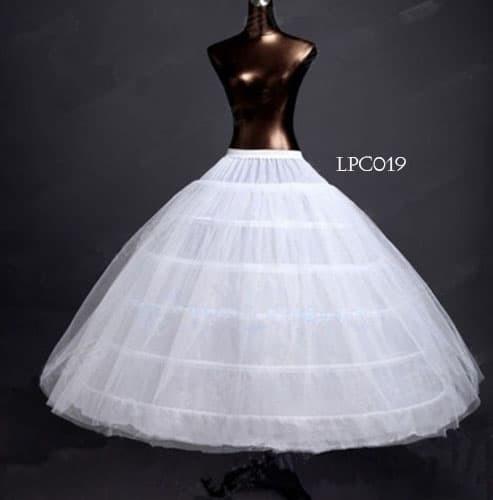 harga Petticoat super ball gown pesta pengantin l rok pengembang wedding Tokopedia.com