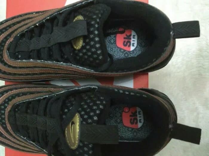 Jual TERMURAH SEPATU NIKE AIR MAX 97 ULTRA 17 SKEPTA PREMIUM QUALITY ORIGI Lben Handmade shoes | Tokopedia