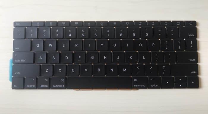 kibot Keyboard Apple Macbook Pro Non Touchbar A1708 MLL42 MPXQ2