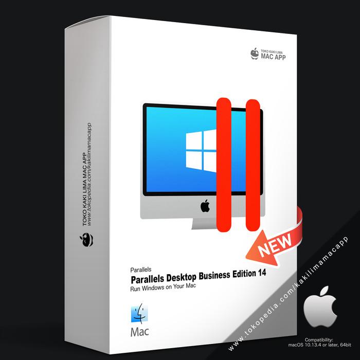 harga Parallels desktop business edition 14 Tokopedia.com