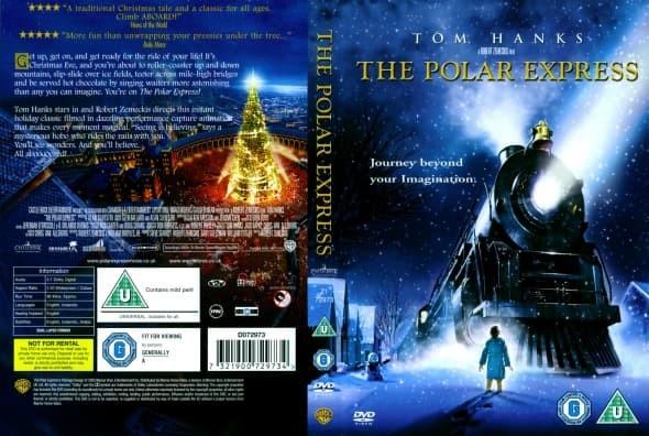 Jual The Polar Express 2004 Dvd 1080p Kota Bekasi A Breeder Tokopedia