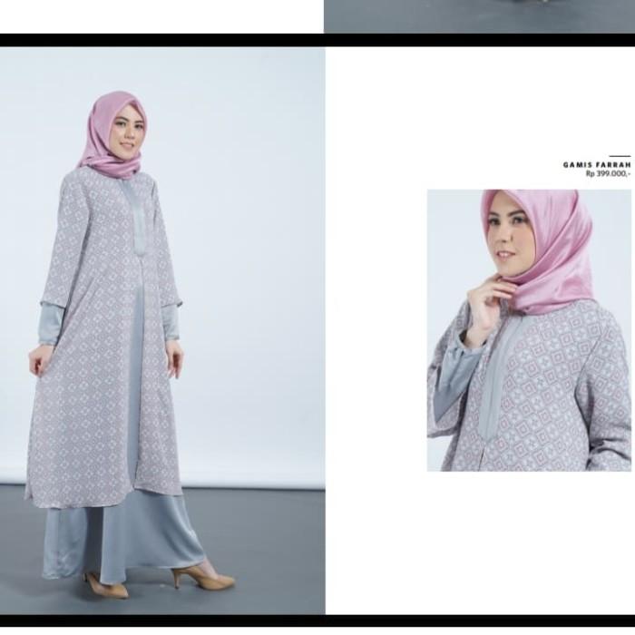Jual Gamis Pesta Batik Elzatta Farrah By Elzatta Hijab Merah Salem
