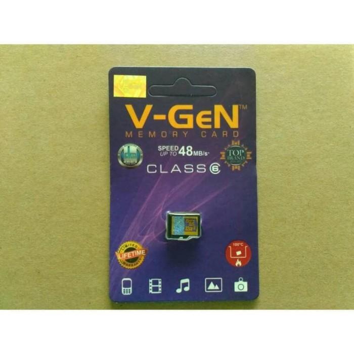 Memory Card Micro Sd Microsd Vgen V Gen V Gen 4Gb 8Gb 16Gb 32Gb 4 8