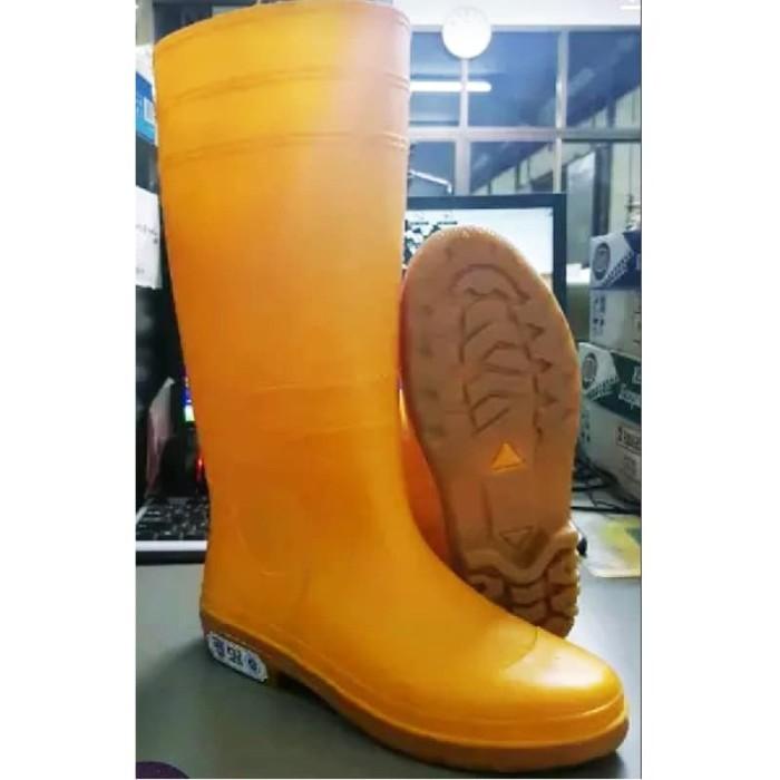 Jual Toyobo Boots Kuning 8808 Sepatu Boot Kerja Karet Tinggi