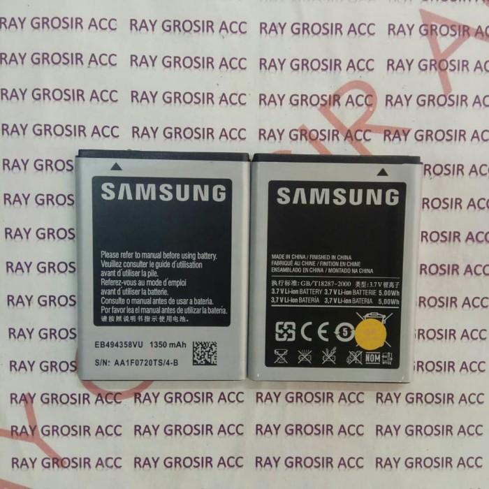 Baterai Original SAMSUNG GALAXY ACE S5830 S6310 S6810 S6802