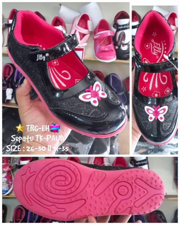 Jual Sepatu Anak Sekolah Flly Untuk Tk Paud Dan Sd Perempuan