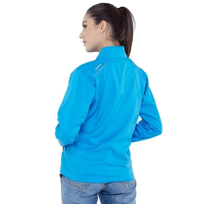 Zoleka Caldora Jaket Motor Packable Tahan Angin Wanita - Blue - Blanja.com