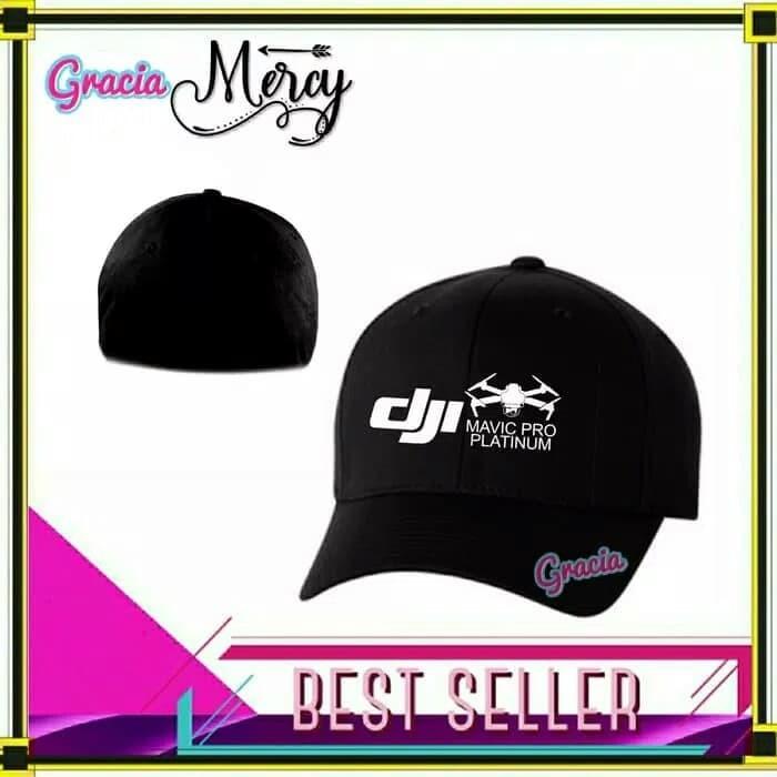 DJI Logo Hat Baseball Cap for Phantom 2 3 Mavic Pro // Air Spark 4 Inspire 1