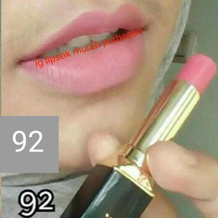 Kosmetik Bibir Purbasari Matte Lipstick No.92 Kosmetik Bibir