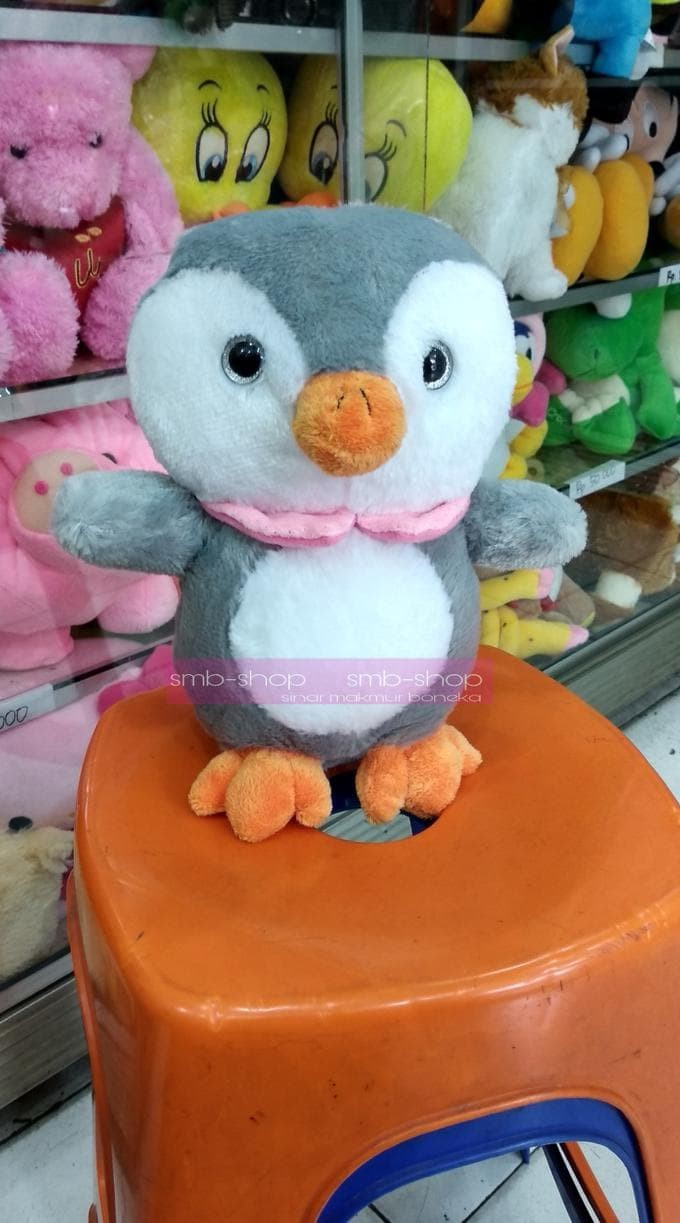 Jual Boneka Anak Pinguin Lembut Ban Lucu Lagi Jakarta Pusat Ninksmb5