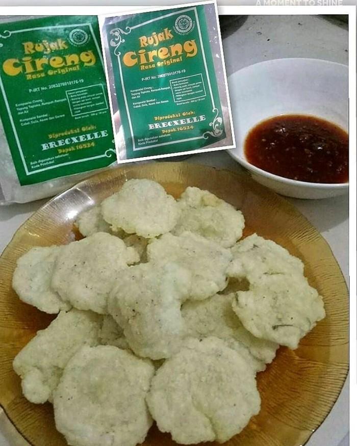 Jual Rujak Cireng Bumbu Rujak Yang Enak Dan Sederhana Dengan Banyak Varian Teri Medan Kota Tangerang Selatan Pak Sudar Food Tokopedia