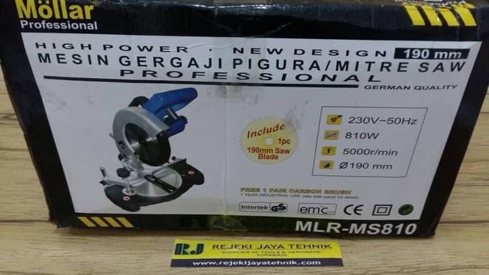 harga Mitre mitter miter saw mollar / gergaji mesin alumunium kayu sudut Tokopedia.com