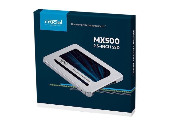 Jual Crucial MX500 500GB SATA - Jakarta Pusat - MAXCOM ONLINE ...