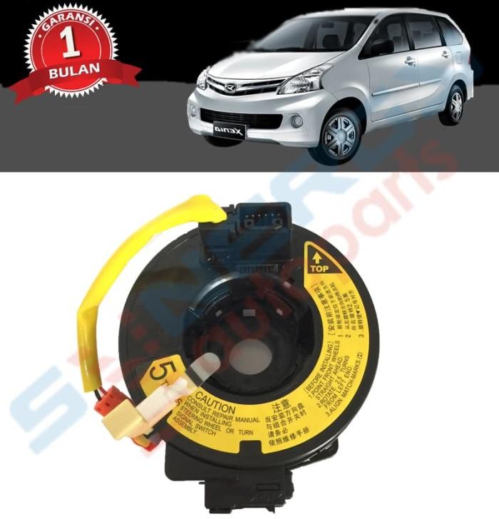 Toyota Car Parts >> Jual Kabel Spiral Spiral Klakson Daihatsu Xenia Toyota Agya 10003690 Kota Batam Synergy Auto Parts Tokopedia