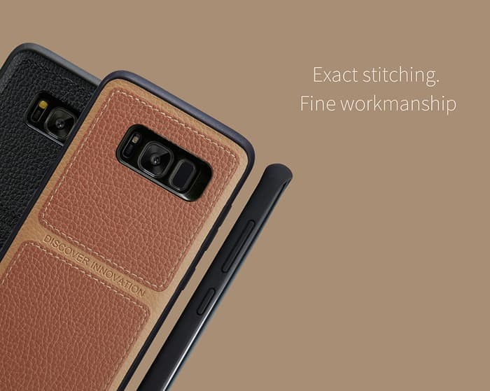 Softcase TPU Nillkin Burt Classic Cover Case Casing Samsung Galaxy S8