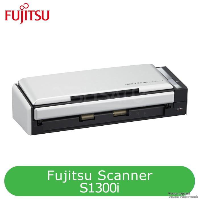 harga Fujitsu scansnap s1300i portable scanner Tokopedia.com