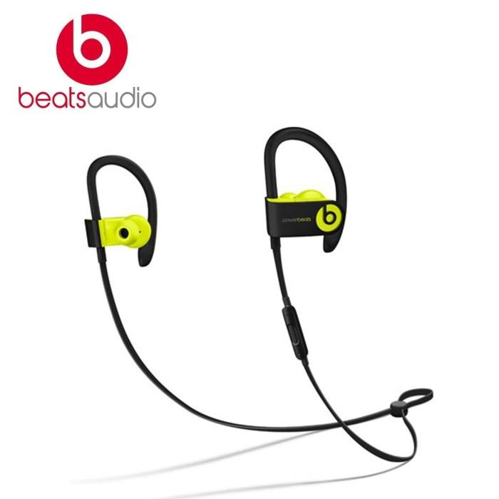 239b6bbf309 Jual Earphone Beats Power 3 Wireless Sport Headset Bluetooth Beat Power 3 -  Putih - talentastore | Tokopedia