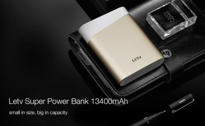 harga Original letv 13400mah portable super power bank ultra high - olb1406 Tokopedia.com