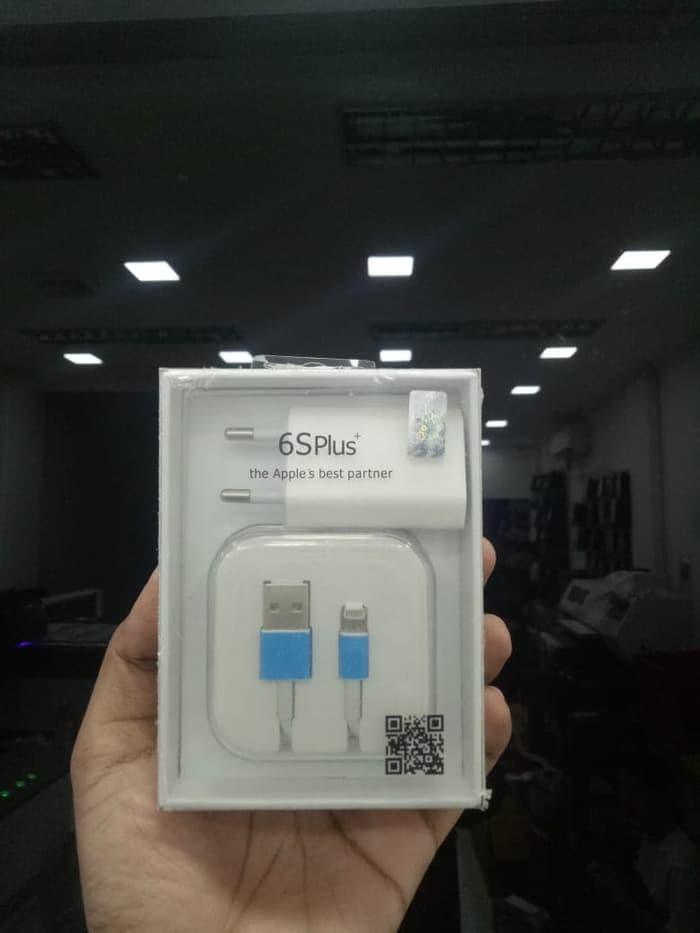 outlet store 7539a 723b3 Jual Charger Casan Original 100 % Iphone 6S Plus - Kab. Bandung Barat - CC  Accesories | Tokopedia