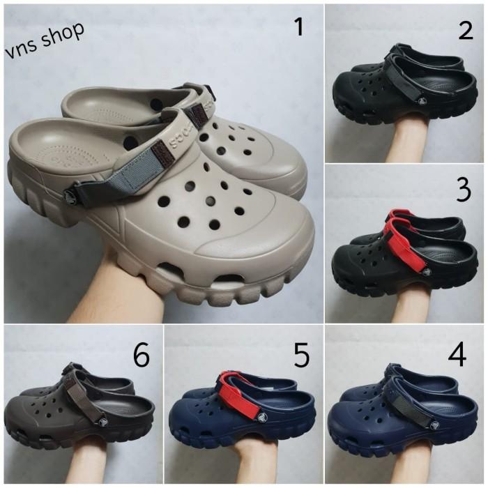 b8cf8acd35613 Sandal pria crocs / sandal croc offroad sport clog original