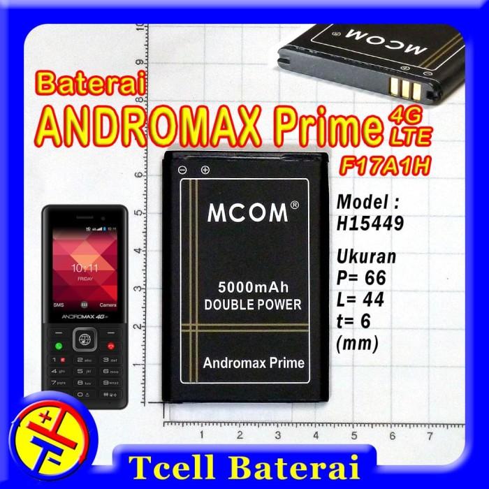 Jual Baterai SMARTFREN Andromax Prime 4G LTE F17A1H H15449 Mcom Batre -  Kab  Tangerang - Tcell Baterai   Tokopedia