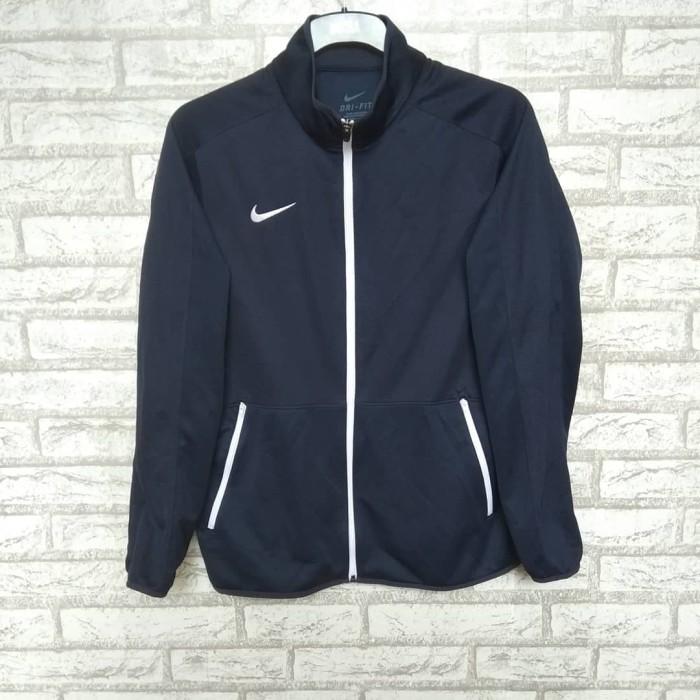 ... harga  men  jaket baju kaos cowok nike rivalry jacket original navy  murah Tokopedia. 45f3a806b4