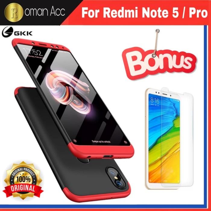 Case Khusus Xiaomi Redmi Note 5 / Note 5 Pro