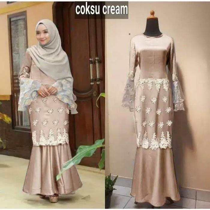 b1448e681b8 Jual Maxi dress long dress baju pesta muslimah gamis remaja baju ...