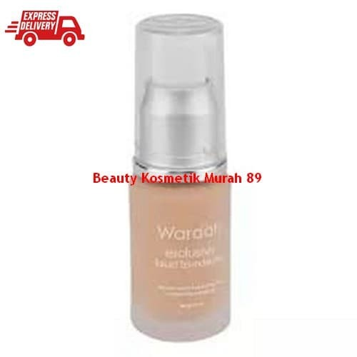 Info Foundation Produk Wardah Travelbon.com