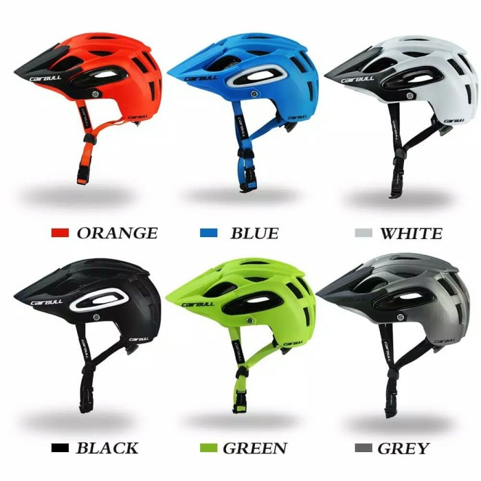 Jual Helm Sepeda Cairbull New Model Not Fox Giro Polygon