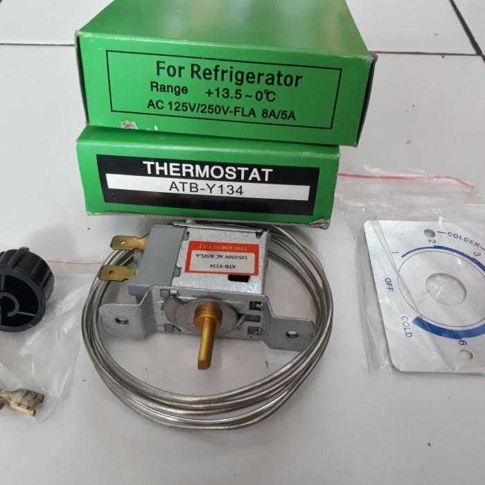 ILMU REFRIGEREASI : Pengertian dan Fungsi Thermostat pada Sistem Pendingin