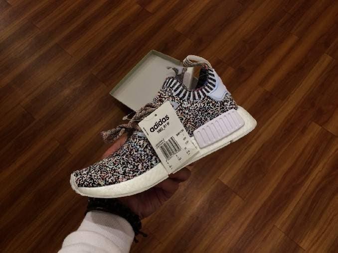 info for 77fa2 6ad75 Jual Sepatu Adidas NMD R1 Primeknit Color Static PK/UA Real Boost Quality -  Kota Bandung - SHOPECIOUS.ID   Tokopedia