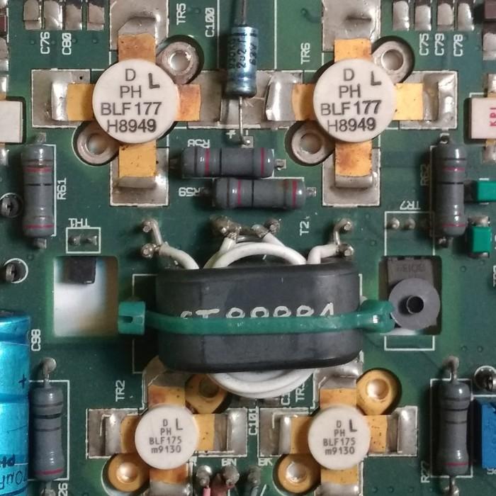 Jual 500 WATT HF-VHF RF POWER AMPLIFIER - Kab  Mojokerto - ckdshop    Tokopedia
