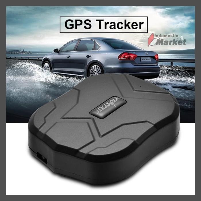 Jual GPS Mobil Alat Pelacak Mobil / Motor GPS Tracker GSM/GPRS - TK905 -  Hitam - Jakarta Barat - Indomestic Market | Tokopedia
