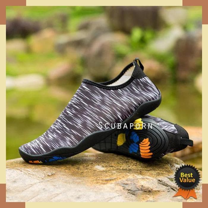 Crocs Tideline Sport Canvas Sepatu Pria
