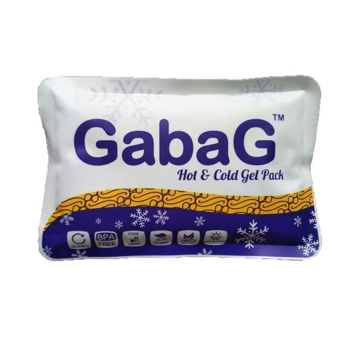 GabaG Ice Gel Pack 500 ML 500-ML 500ML Es Besar Dingin Hangat Cool Hot