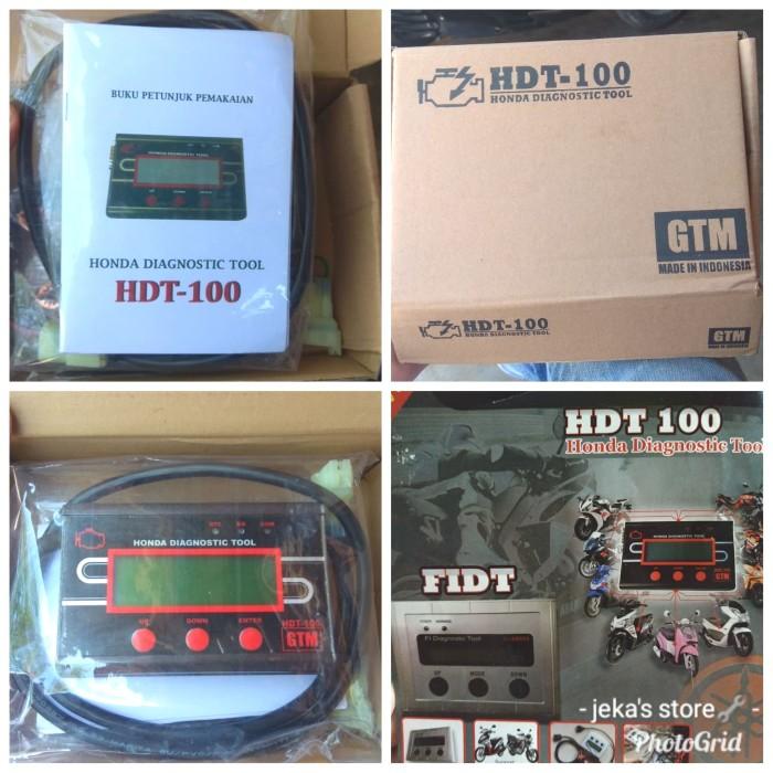 Jual scanner motor honda HDT 100 - Diagnostic scanner motorcycle - DKI  Jakarta - jeka's store   Tokopedia