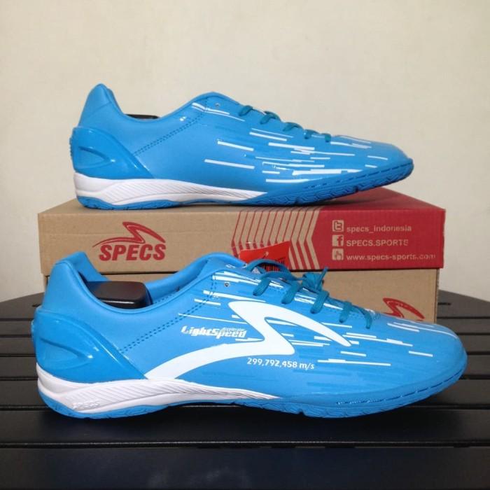 Jual Sepatu Futsal Specs Accelerator Light Speed In Blue 400597