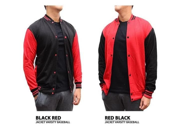 932a517df Best Collection JAKET BASEBALL VARSITY POLOS KANCING JAKET SPORT JAKET