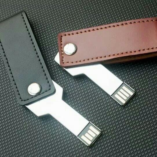 Foto Produk usb flashdisk kulit kunci 8gb souvenir promosi bisa grafir dan laser dari Costumizedjakarta