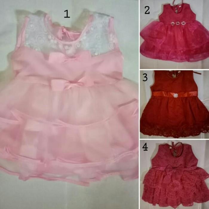 410 Koleksi Model Baju Bayi Perempuan Umur 3 Bulan Terbaik