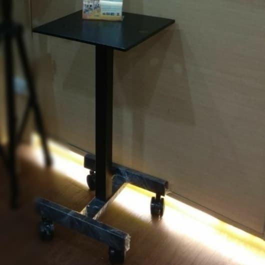 harga Meja trolley projector besi murah surabaya Tokopedia.com