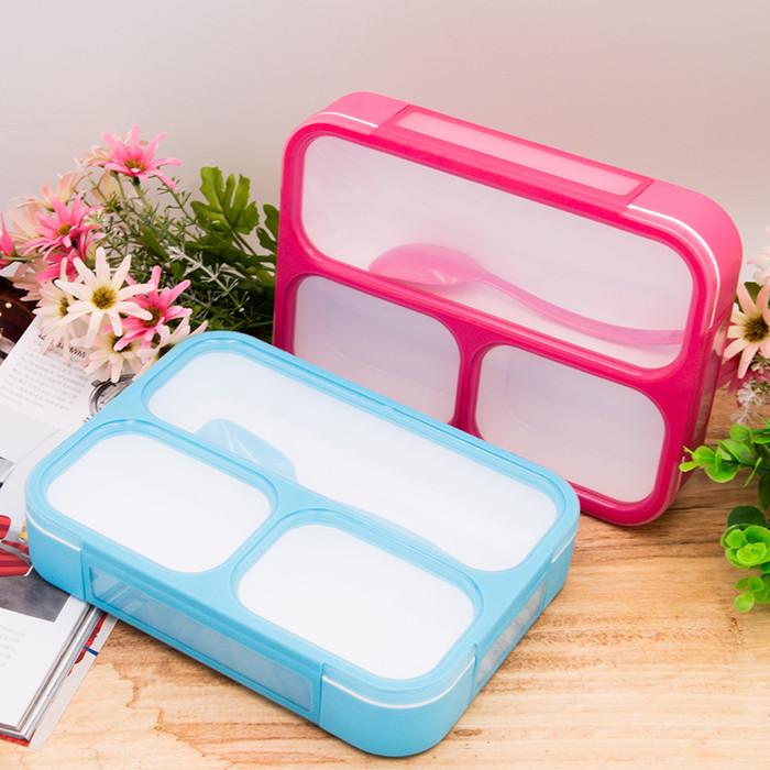 [big] yooyee kotak makan bekal 579 / lunch box leakproof anti bocor