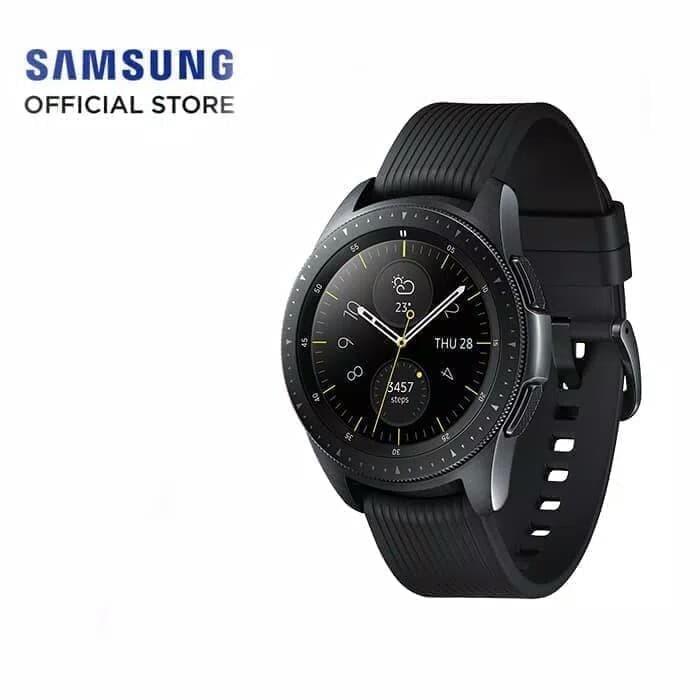 Jual Samsung Galaxy Gear S4 Smartwatch 42mm Garansi Resmi