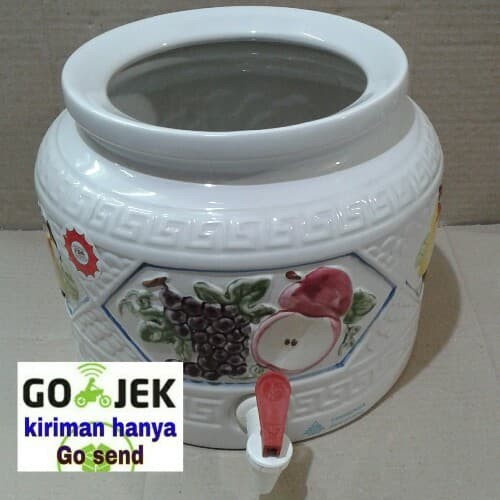 harga Guci airguci galonguci keramik rtisensa Tokopedia.com