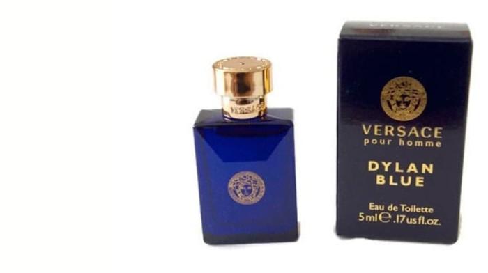 Pour Jual 5ml Versace Edt Dylan Blue Miniature Men Parfum Homme Cfk1lj Y6gbyfvI7