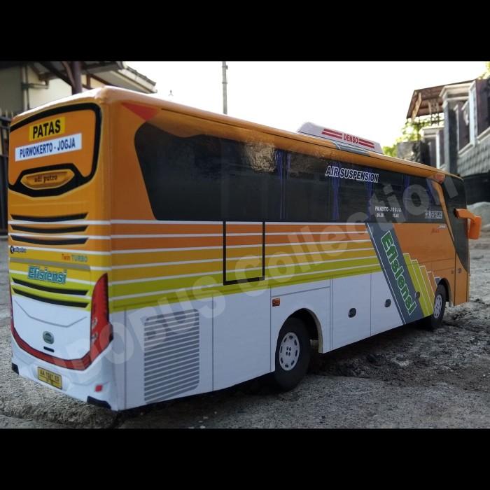 Jual Miniatur Bus Bis Efisiensi Jetbus3 Shd Kab Banyumas Indobus Collection Tokopedia
